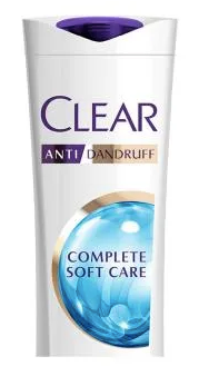 CLEAR SH COMPLETE SOFT CARE 80ML