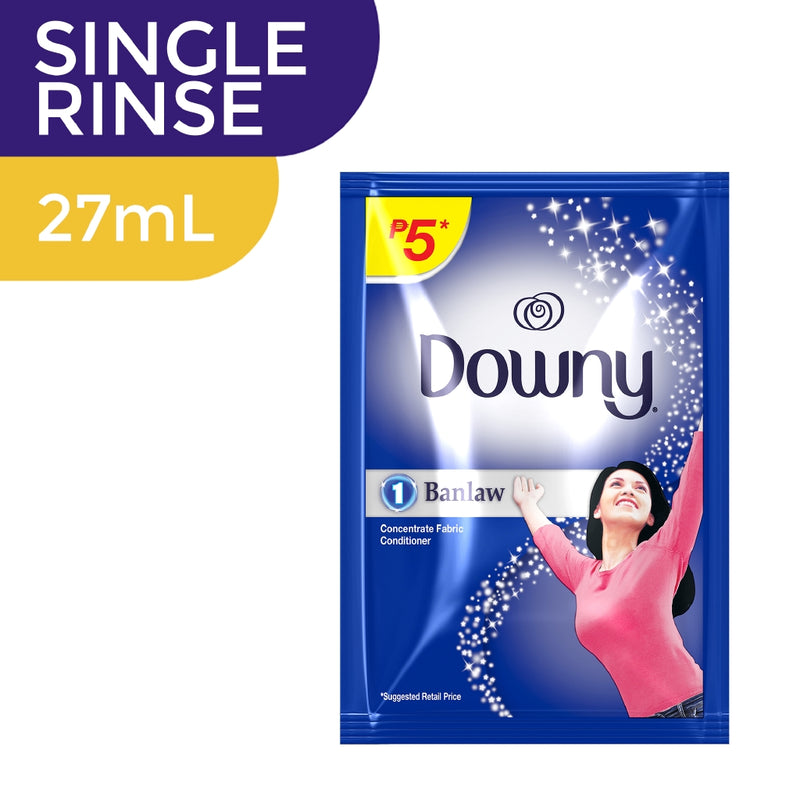 DOWNY SINGLE RINSE 27ML