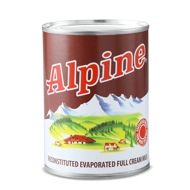 ALPINE FULL CREAM EVAP 154ML