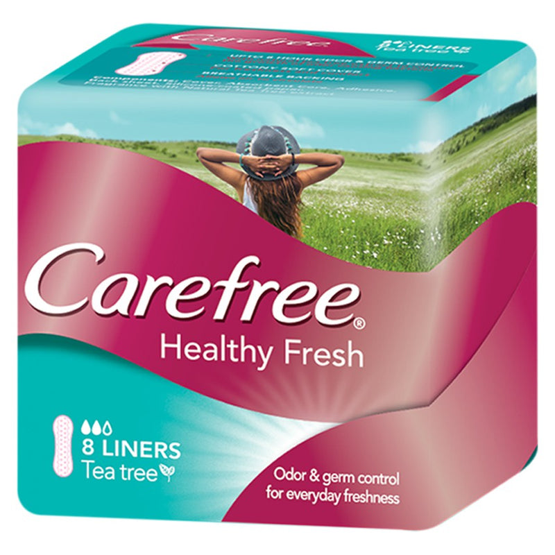 CAREFREE HEALTHY FRESH 8'S