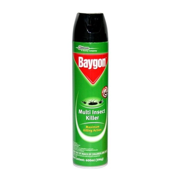 BAYGON MULTI INSECT KILLER 600ML