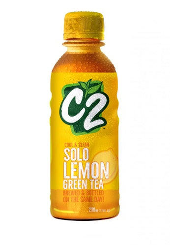 C2 SOLO LEMON 230MLX24