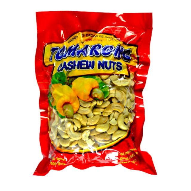 TOMARONG TOASTED CASHEW NUTS 200G