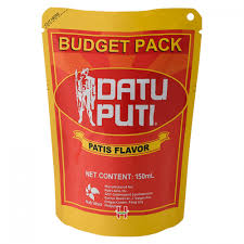 DATU PUTI PATIS 150ML