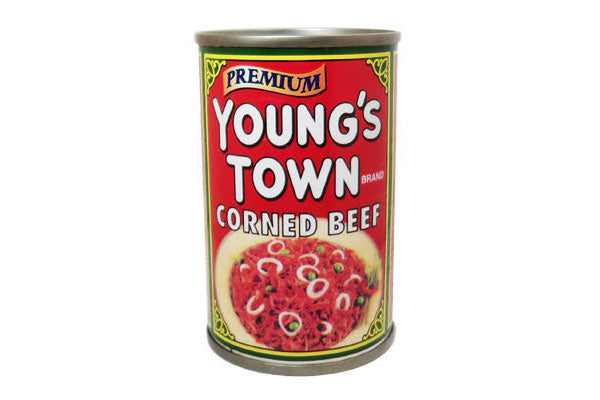 YOUNG'S TOWN CHUNKY CORNED BEEF 155G