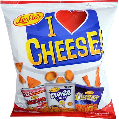 I HEART CHEESE 50G