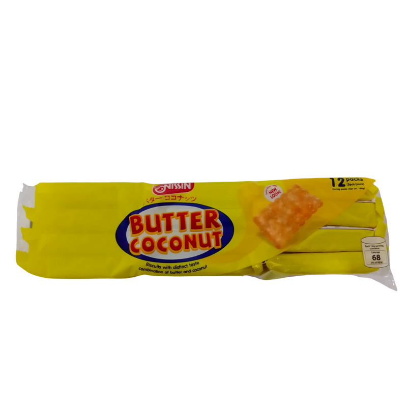 BUTTER COCONUT 24X12'S 14G