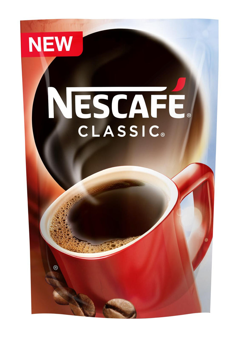 NESCAFE CLASSIC RESEALABLE 100G