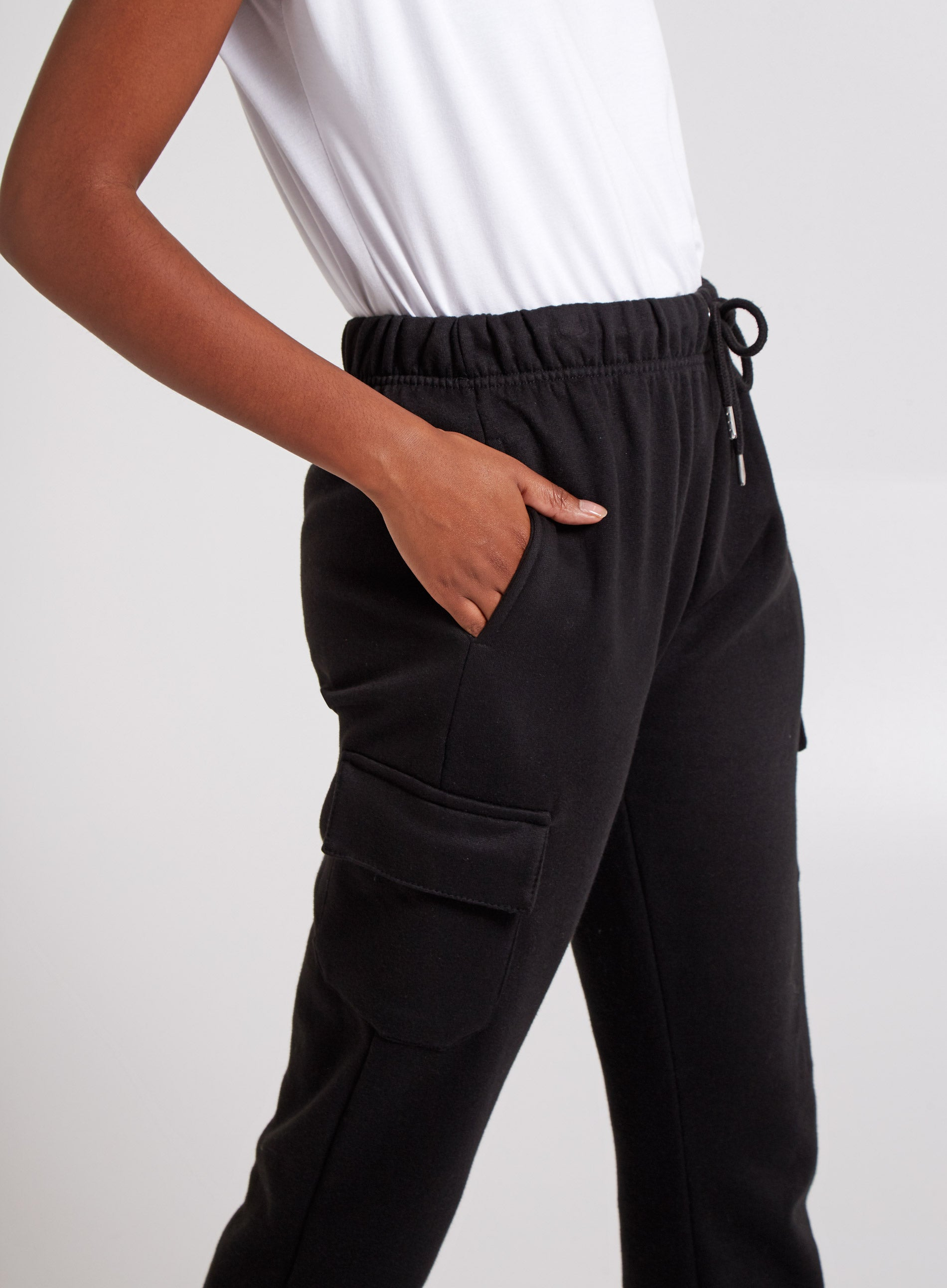 ZEALOUS - Patch Pocket Joggers