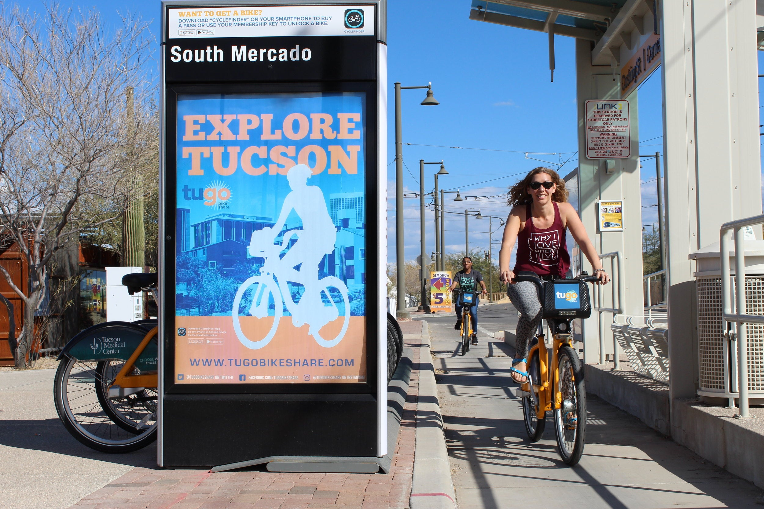 Tugo Bike Share: Imagining a Better City Through the Lens of Two Wheels