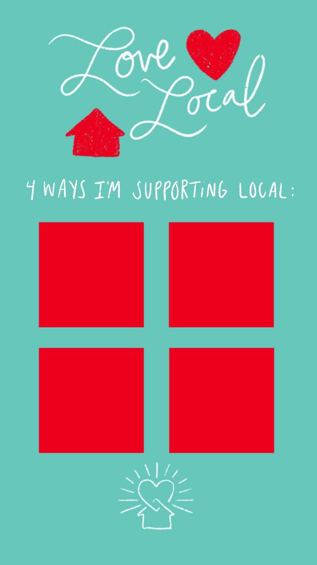 Fun Ways To Support Local on Social Media