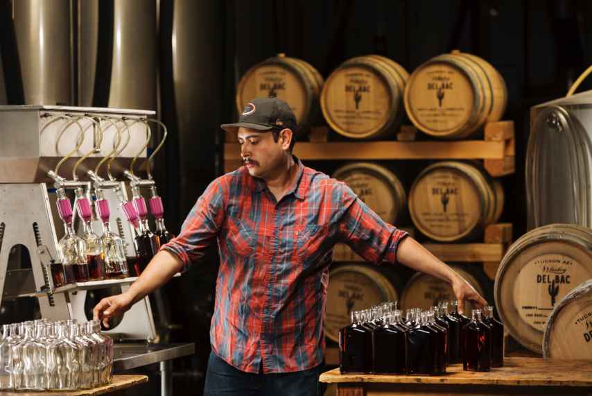 Hamilton Distillers: Infusing Flavors of Home