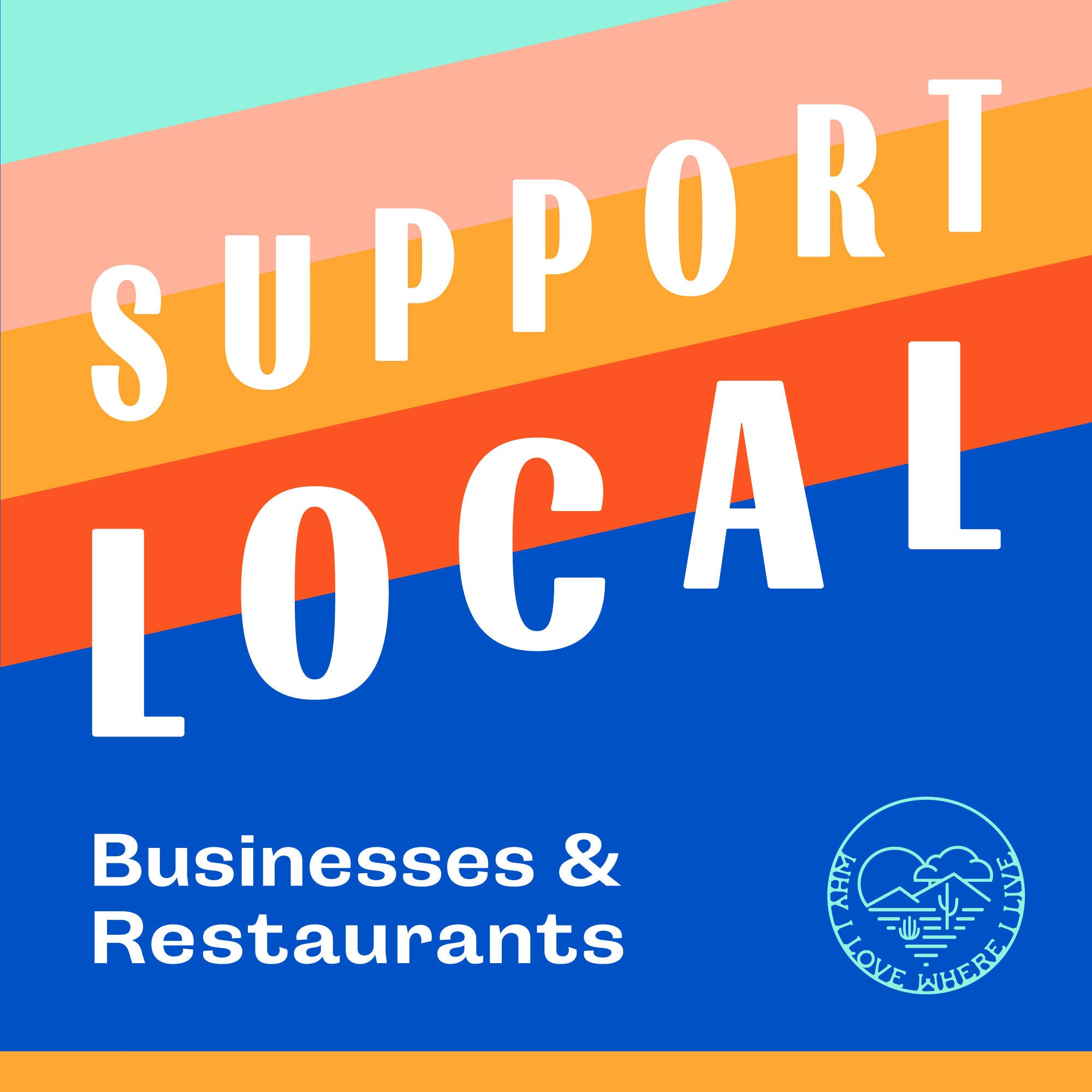 Supporting Local Businesses & Restaurants Through COVID-19