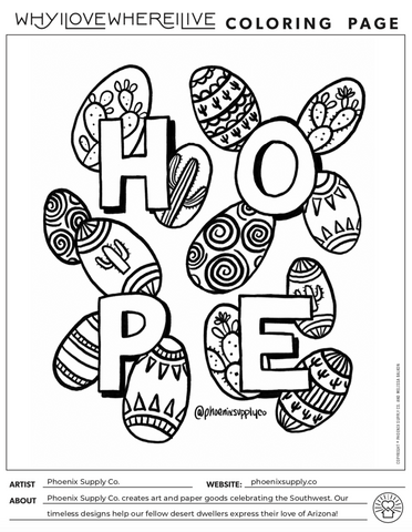 Coloring Pages and Worksheets | Ask A Biologist | 480x372