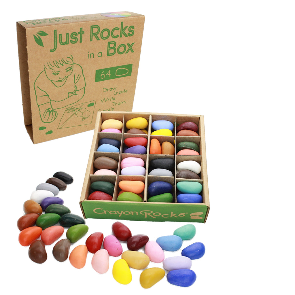Just Rocks in a Box | 32 Colors