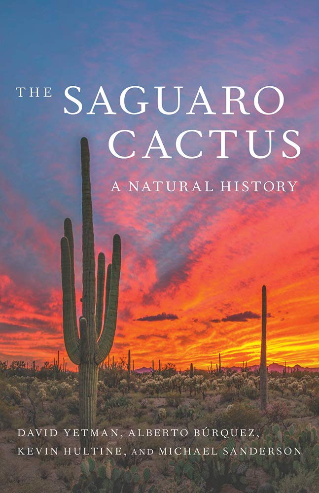 The Saguaro Cactus: A Natural History
