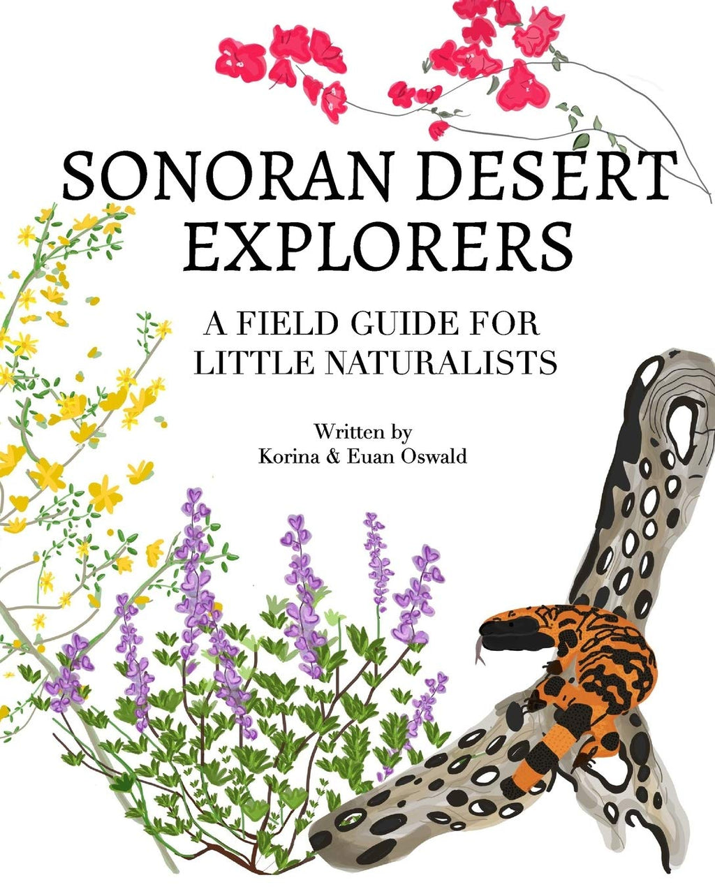 Sonoran Desert Explorers: A Field Guide for Little Naturalists