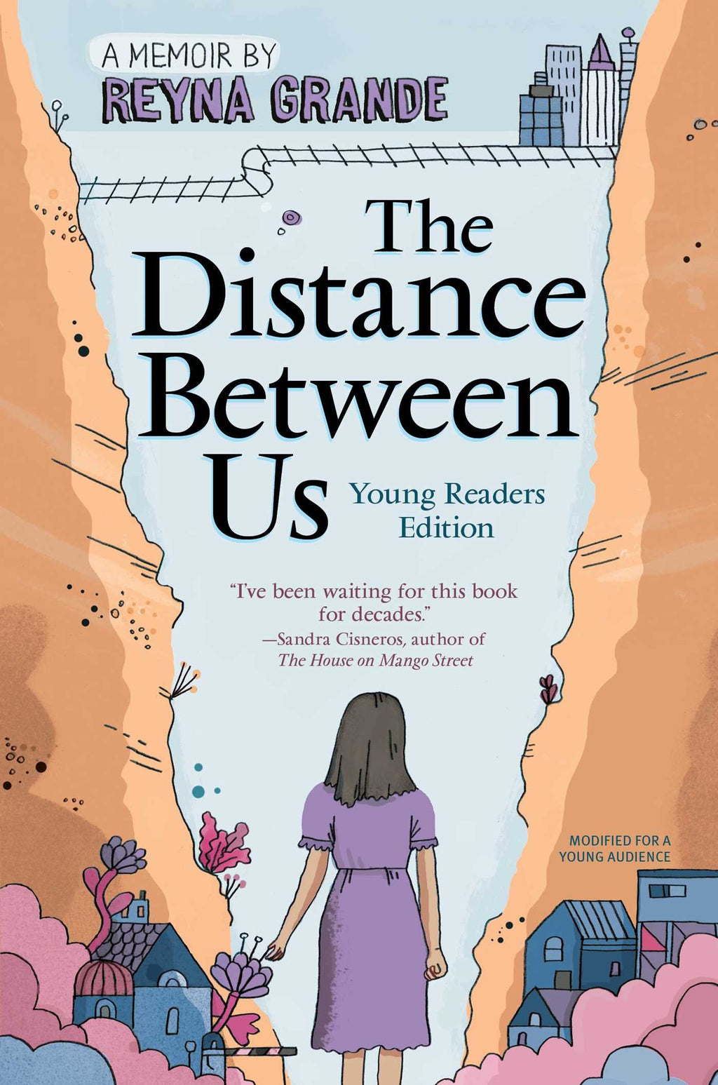 The Distance Between Us: A Memoir (Young Reader's Edition)