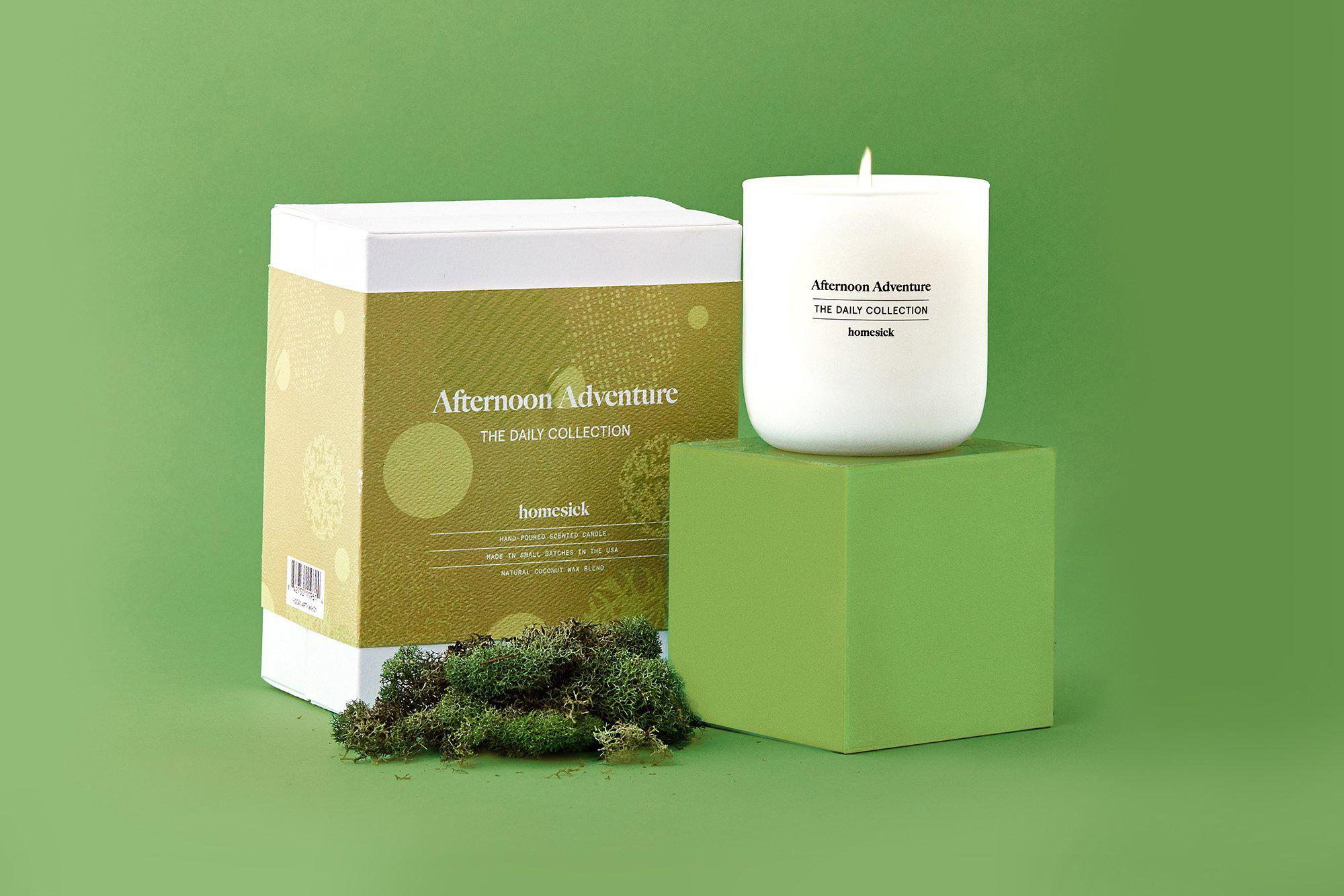 Afternoon Adventure Candle