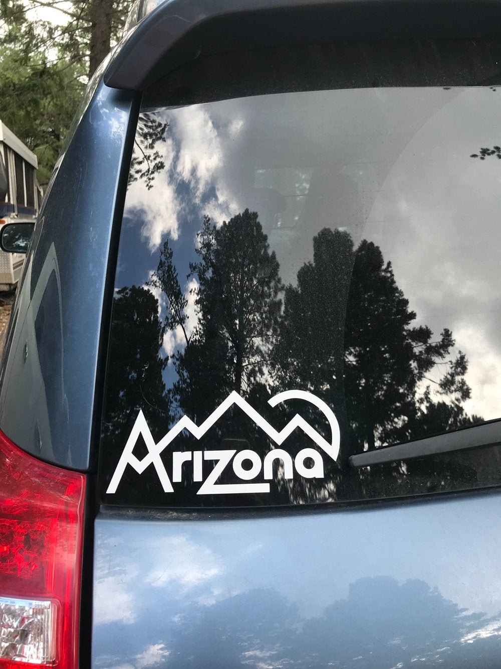 Arizona Car Decal