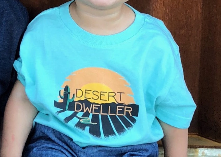 Desert Dweller Kid's Shirt