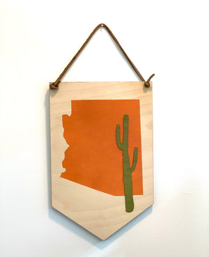 Wall Hanging | Arizona Cactus