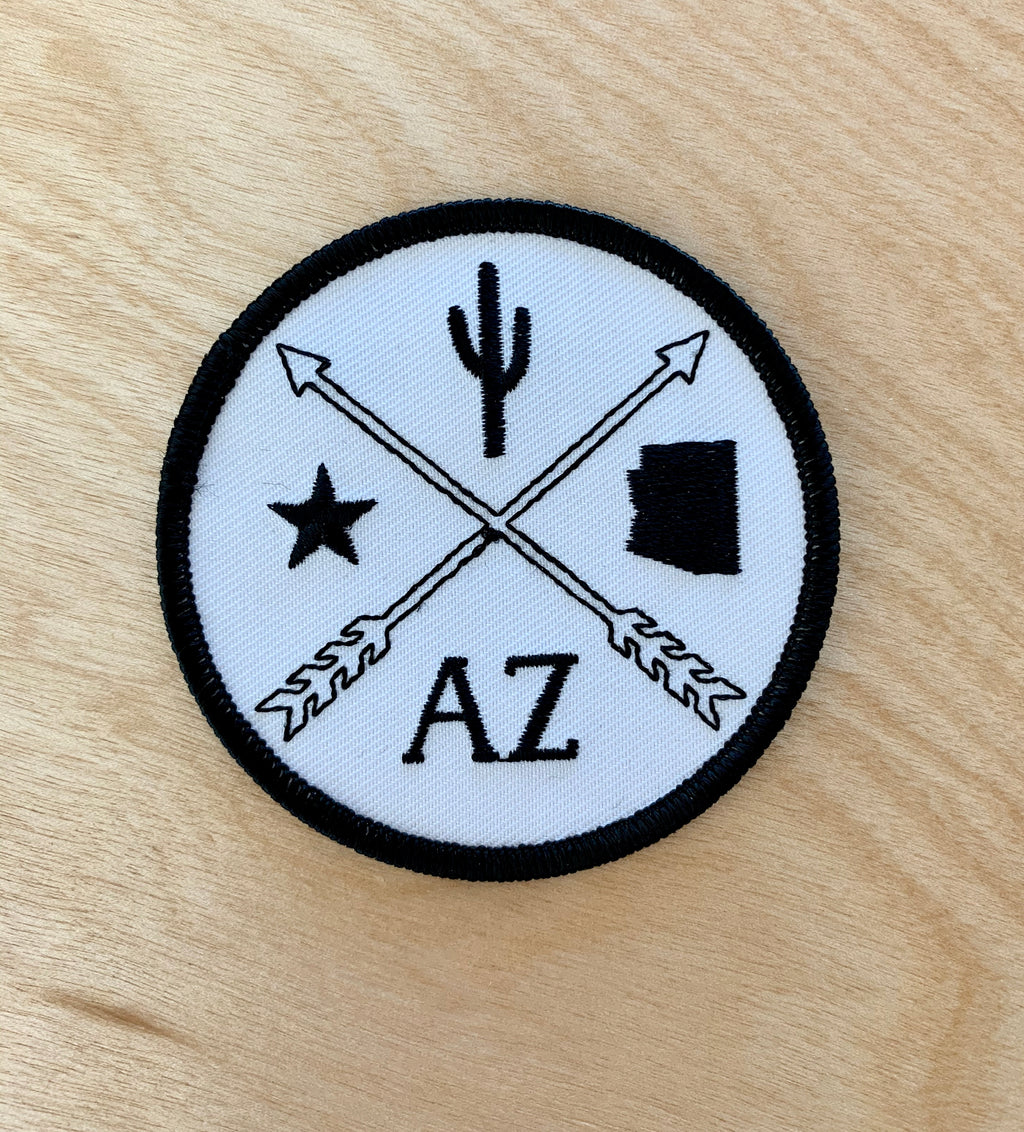 Arizona Badge Patch