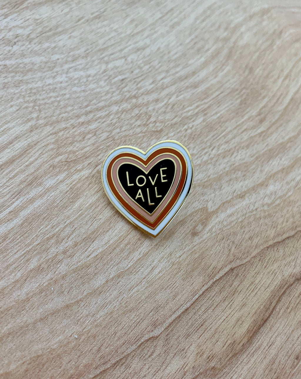Love All Pin