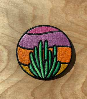 Organ Pipe Cactus Patch
