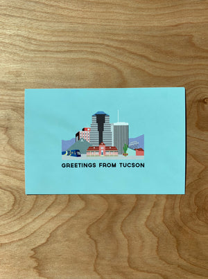Tucson Postcard Set
