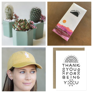 MOTHER'S DAY BUNDLE W/ HAT (LIMITED QUANTITY)