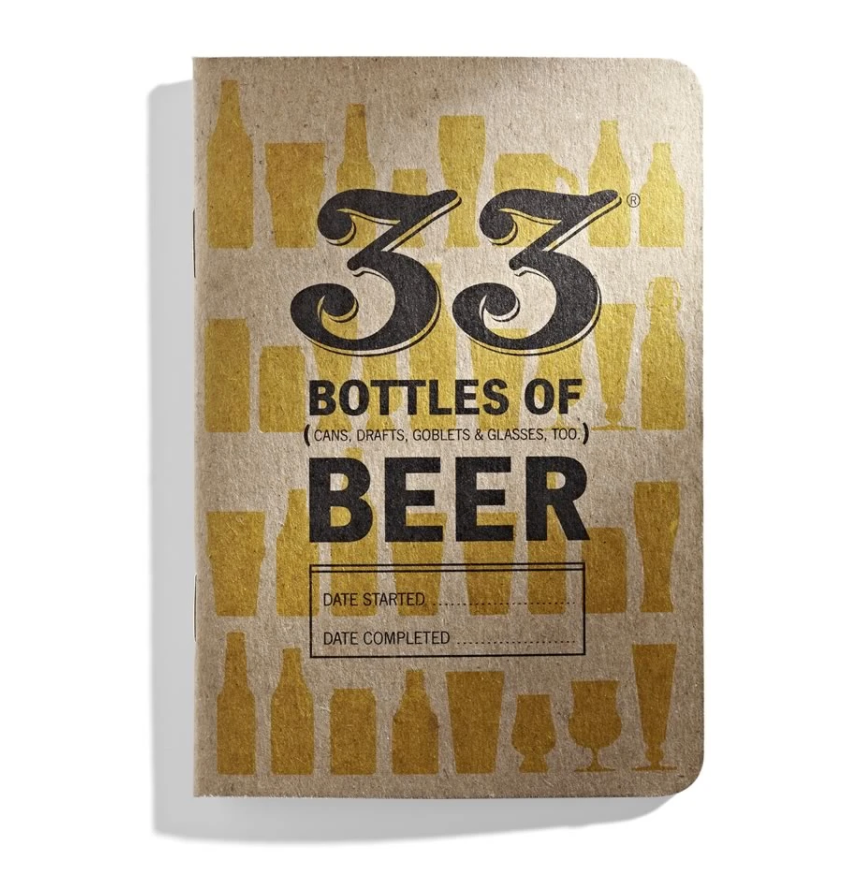 33 Bottles of Beer Journal
