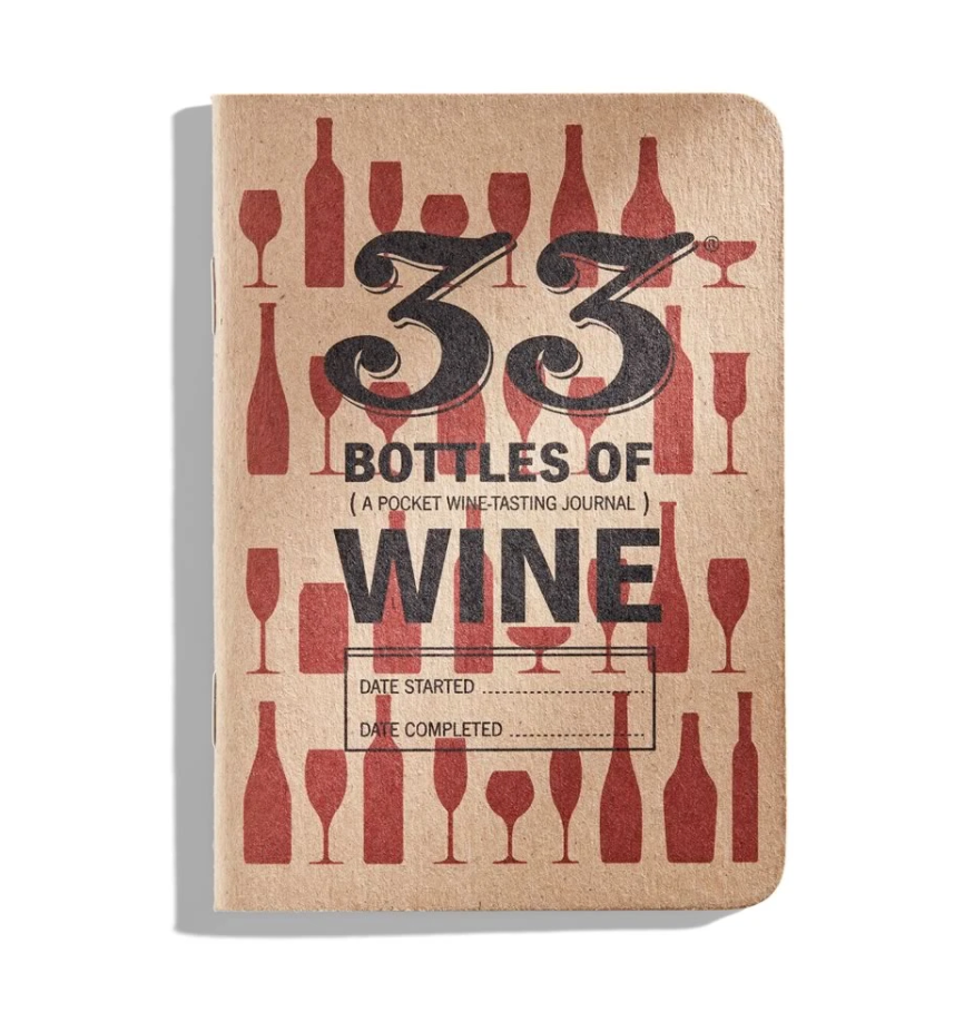 33 Bottles of Wine Journal