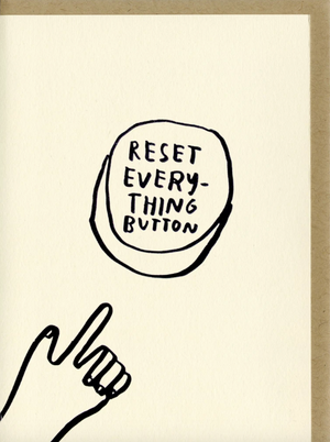 Reset Button Card