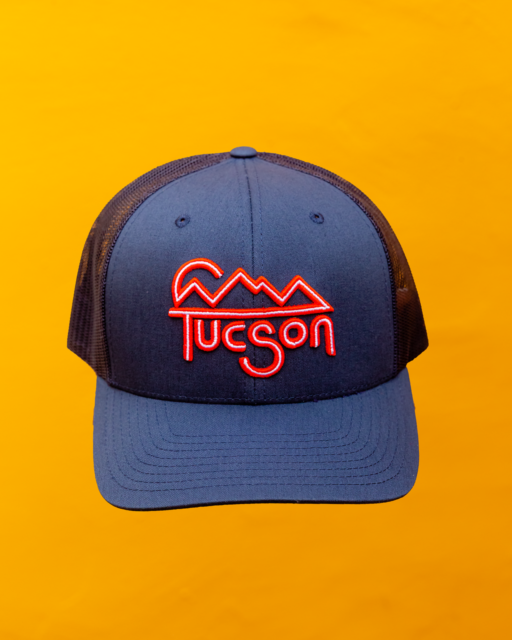 Tucson Trucker Hat | Navy