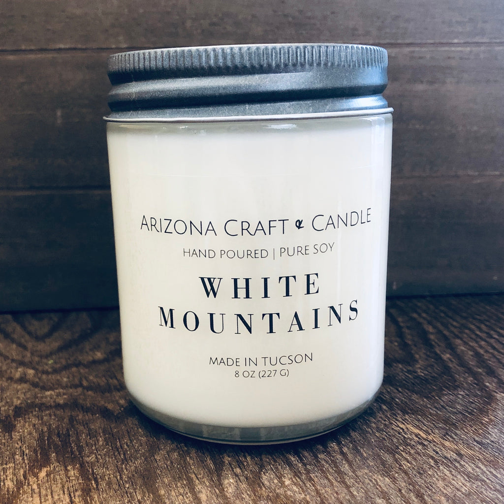 White Mountains Candle