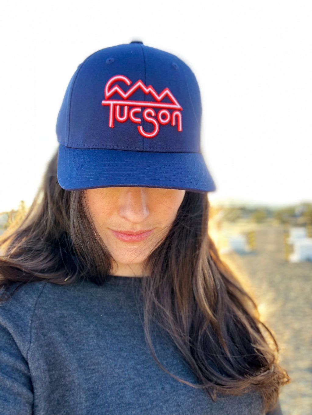 Tucson Hat | Navy