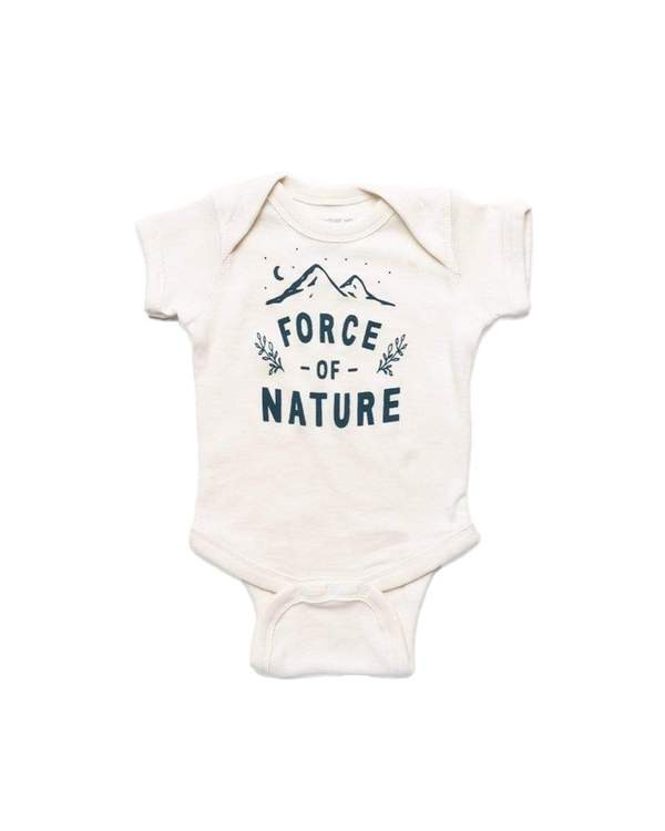 Force of Nature Onesie