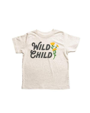 Wild Child Kid's Shirt