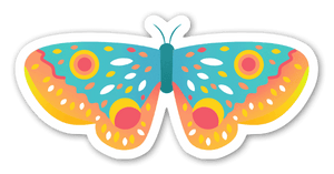 Butterfly Mini Sticker