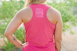 Arizona Heart Women's Tank