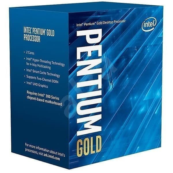 PROCESSOR INTEL Dual Core G6400 4.00GHz / PROCESSOR INTEL G6400 BOX - planetcomputeronline