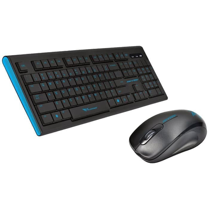 KEY+MOUSE MORROLOGIC XPLORER 2000 BLACK/BLUE - planetcomputeronline