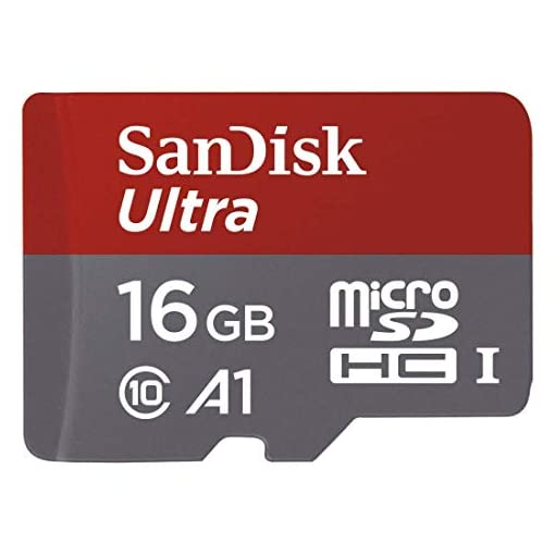 SDCARD MICRO SANDISK ULTRA 16GB SPEED 98MB NON ADT - planetcomputeronline