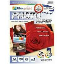 GLOSSY PAPER BLUEPRINT 210GR - planetcomputeronline