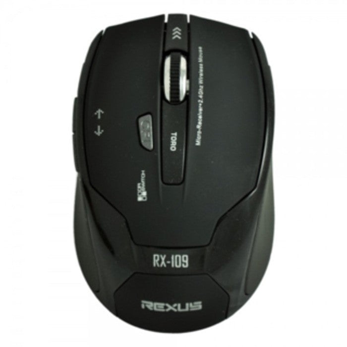 MOUSE REXUS 5D RX-109 WIRELESS - planetcomputeronline
