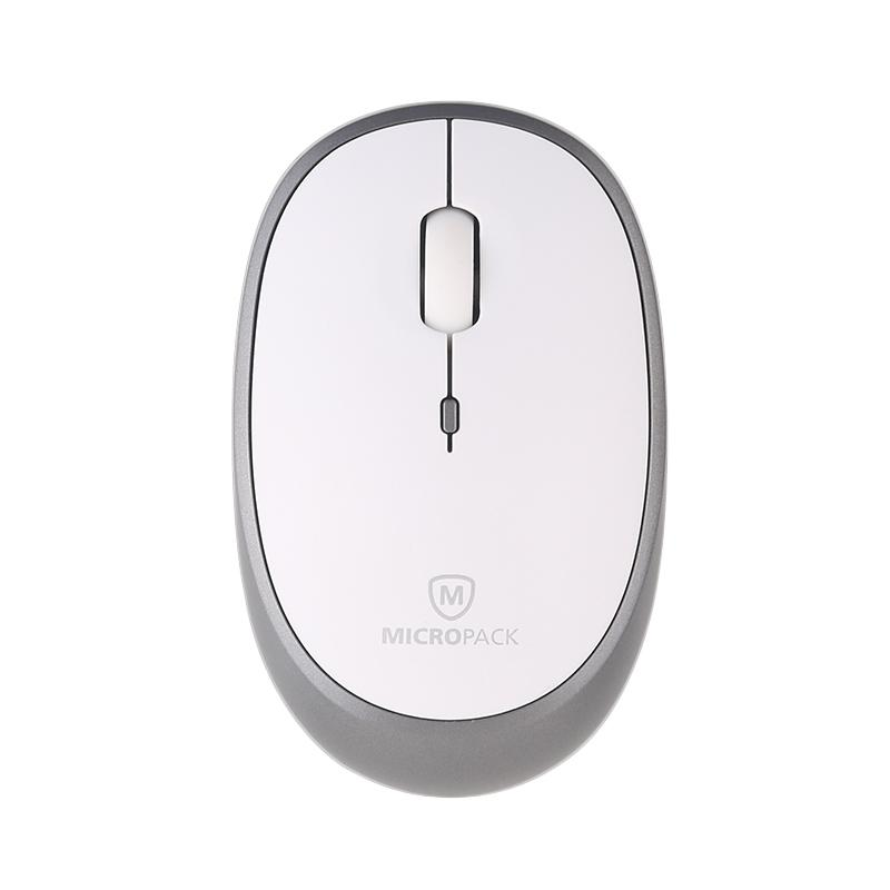 MOUSE MICROPACK MP-707B-WH BLUETOOTH WIRELESS - planetcomputeronline
