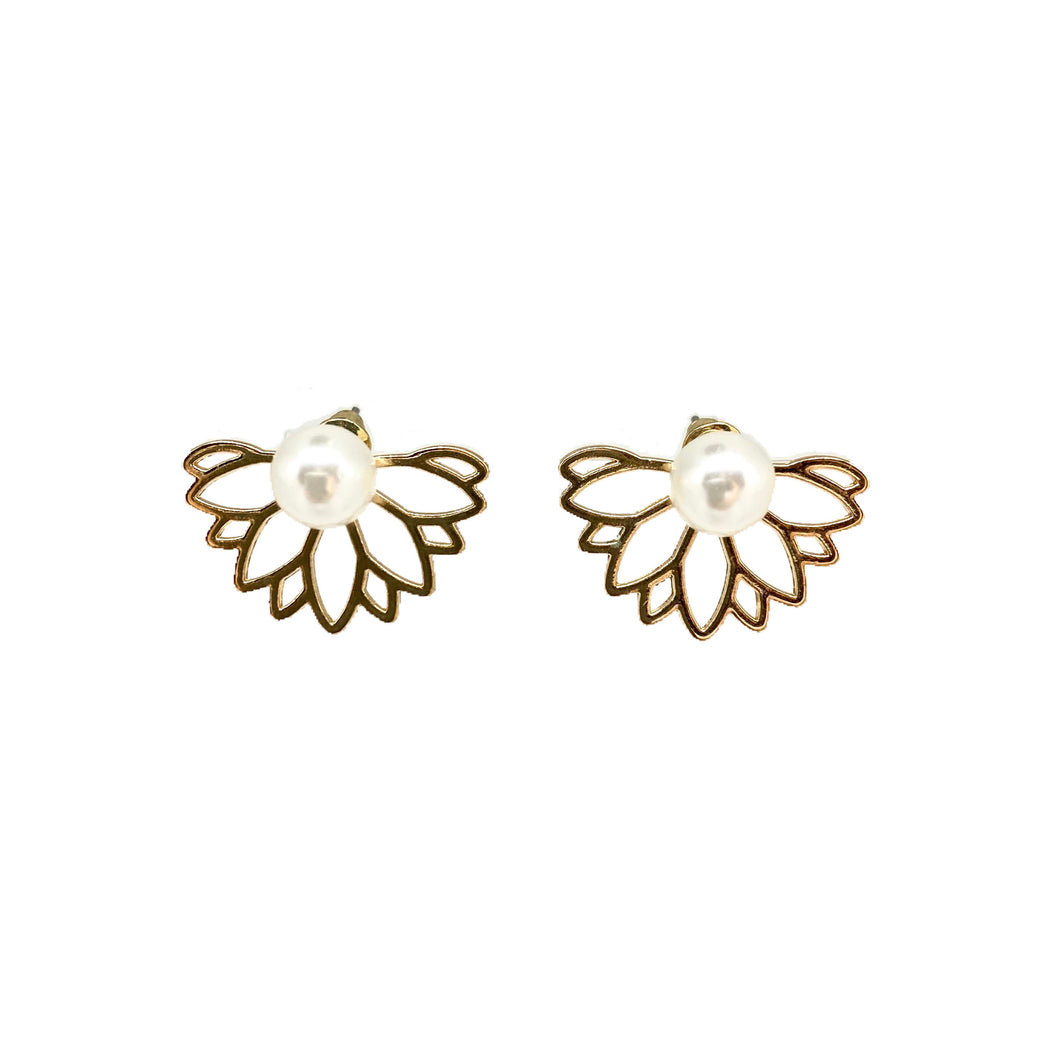 Enlighten Stud Earrings