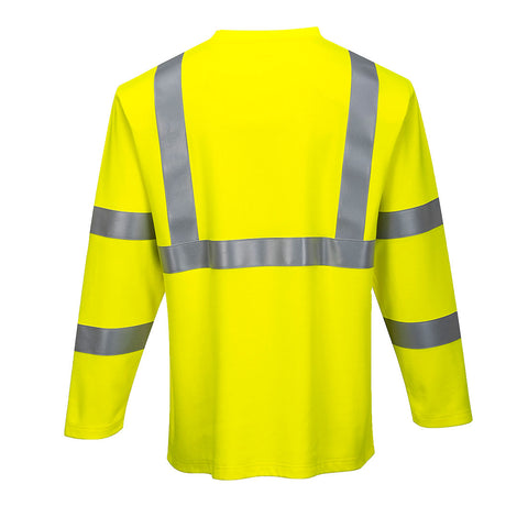 FR96 - FR Hi-Vis Long Sleeve T-Shirt