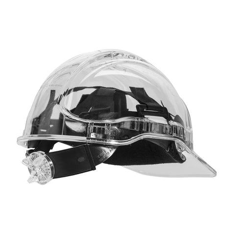 PV60 - Peak View Ratchet Hard Hat Vented